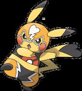 ORAs Luchador Pikachu