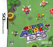 Super Mario 64 DS JA