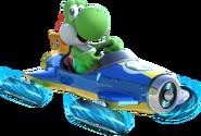Yosh- Mario Kart 8
