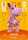 Animal Crossing Amiibo Card 042