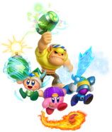 Kirby Star Allies - Character artwork 06