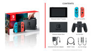 Nintendo Switch - Content - Blue and Red