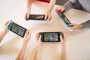 Nintendo Switch - Lifestyle photo 006