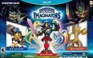 Skylanders Imaginations (NA Wii U)