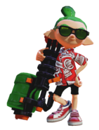 Splatoon - Char 28