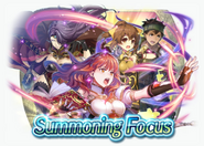 Fire Emblem Heroes - Summoning Banner - Reunited at Last Tempest Trials