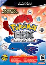 Pokémon Box: Rubí y Zafiro