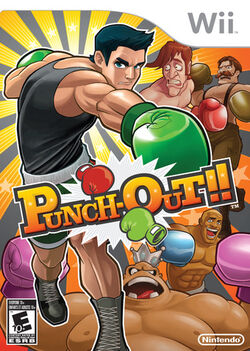 Punch-Out (Wii) (NA)