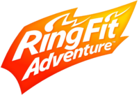RingFit Adventure logo