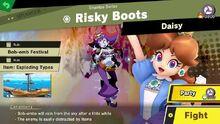 SSBUlt - Risky Boots Spirit Battle