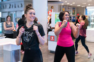 Fitness Boxing - New York Event 01