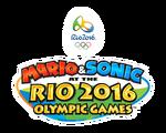 MarioSonic Rio2016 OlympicGames logo