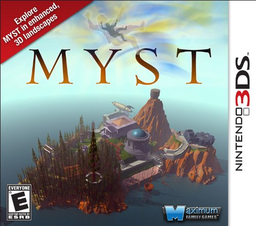 Myst | Nintendo | FANDOM power...
