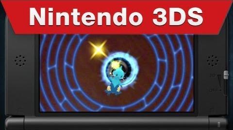Nintendo 3DS - Pokémon Mystery Dungeon Gates to Infinity Magnagate Trailer