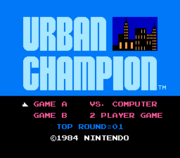 Urban champion title