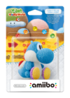 Amiibo - Blue Yarn Yoshi - Box