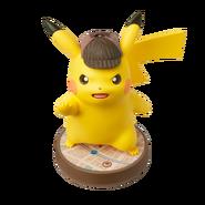 Amiibo - Detective Pikachu (alt 3) (no shadow)