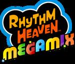 Rhythm Heaven Megamix logo