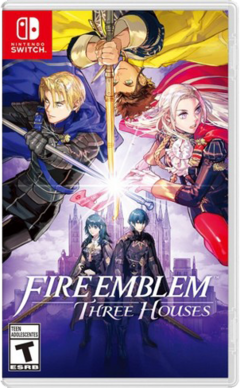 Fire Emblem - Three Houses (NA)