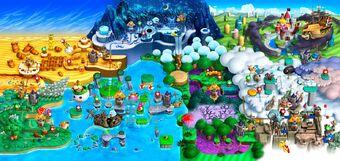 New Super Mario Bros U Nintendo Fandom