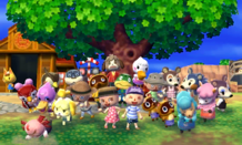 PS Animal Crossing New Leaf