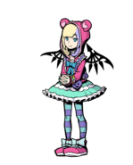 The World Ends with You Final Remix - Character Art - Coco 28