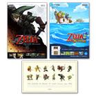Zelda Poster Set