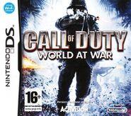 Call of Duty World at War (DS) (EU)