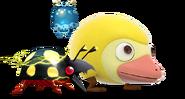 Hey Pikmin enemies