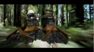 Lego Star Wars II Return of the Jedi Commercial