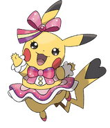 ORAS Idol Pikachu