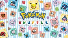 Pokemon Shuffle Art