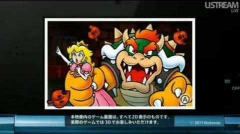 Primer Nintendo Direct 21 de Octubre de 2011