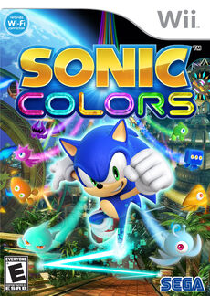 Sonic Colors Wii (NA)