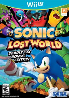 Sonic Lost World Bonus