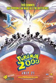 Pokémon 2000 Poster (US)