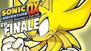 Sonic Adventure DX FINALE - Super Sonic's Story 100% (1080p)