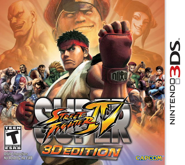 Super Street Fighter IV: 3D Edition | Nintendo | FANDOM powered by Wikia