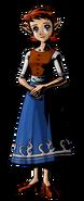 The Legend of Zelda Majora's Mask 3D - Character artwork 26