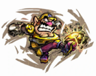 Wario - Mario Strikers Charged