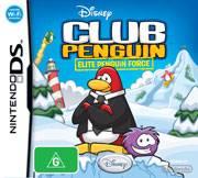 Club Penguin - Elite Penguin Force (AU)