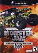 Monster Jam Maximum Destruction