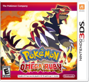Pokémon OmegaRuby (NA)