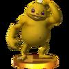 SSB4 Goron Trophy