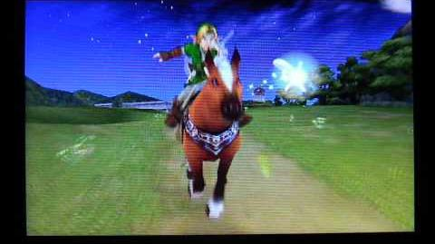 The Legend of Zelda Ocarine of Time 3D