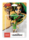 Amiibo - The Legend of Zelda 30th - Link - Majora's Mask - Box