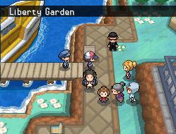 fileliberty garden summer bwpng - Liberty Garden
