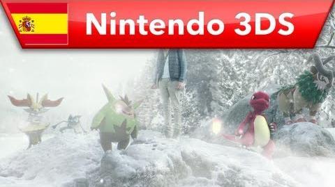 Pokémon X y Pokémon Y (Nintendo 3DS)