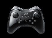 Wii U - Pro Controller (Black) 01