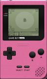 Game Boy Pocket - Pink
